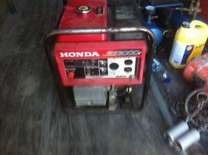Generatrice honda 3000 watt