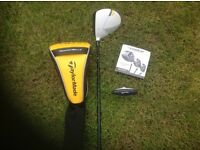 Taylormade RBZ Stage 2 adjustable driver