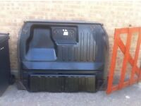 Factory Made Ford Steel Bulkhead For Ford Transit
