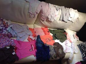 Lot vêtements bébé fille 3-6 mois