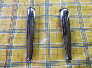 1950 Ford and Meteor trunk hinges  ......  flathead shoebox London Ontario image 1