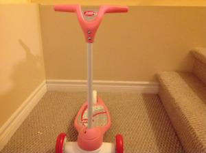Kids flyer scooter