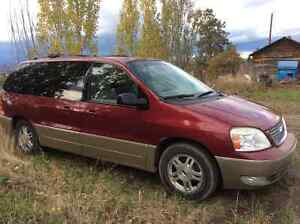 Mechanic's Special--Ford Freestar 2004 Limited--$500 OBO