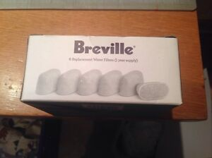Replacement filters for breville coffee brewer