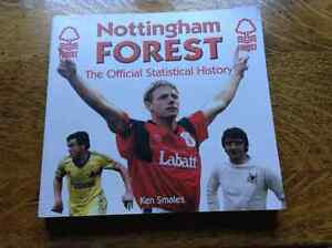 Nottingham Forest The Official Statistical History by Ken Smales