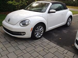 Volkswagen Beetle 2013 a vendre/for sale!!