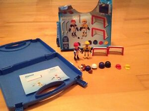 5993- Sports 3 en 1- hockey/baseball/football  de Playmobil