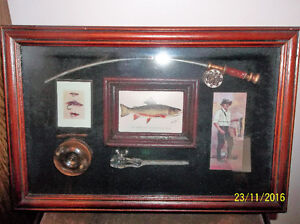 Perfect gifts for the fishing enthusiast $20 each or both $30 Kitchener / Waterloo Kitchener Area image 1