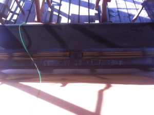 tail gate chevrolet 250$