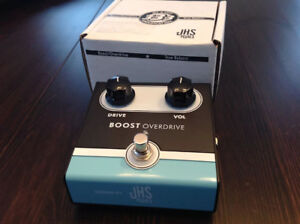 Jet City Boost Overdrive (designed by JHS )