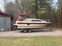 """24"""" thunder craft magnum express with trailer for sale or trade"""