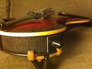 Skyinbow Electric Violin/Fiddle (cash or trade) Cambridge Kitchener Area image 4