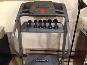 Tapis roulant WESLO Cadence 505