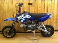 Thumpstar 120 - pit bike motocross thumpster YZ CR RM KX 80 85 125