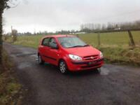 24/7 Trade sales NI Trade Prices for the public 2007 Hyundai Getz 1.0 5 Door low miles