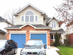 Detached House for Rent, Cambridge Hespeler Available Feb 1st