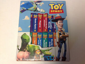 12 Toy Story Board Books $5