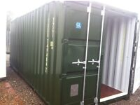Container to rent brand new 20ft in March Cambridgeshire £100 per month no vat
