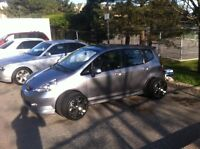 2008 Honda Fit for sale SAFETY AND ETESTED