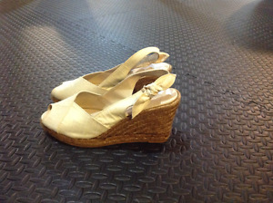 Women's wedge sandals and pump