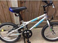 """Dawes 16"""" child's bike"""
