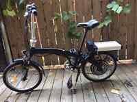 vélo bicyclette électrique electric bike