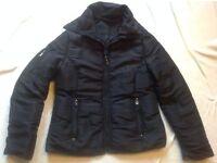 Dorothy Perkins ladies puffy jacket size 10 used £3
