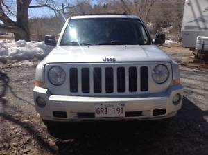 2007 Jeep Patriot Limited SUV, Crossover