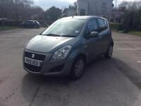 2013 13 SUZUKI SPLASH 1.0 SZ2 5 DOOR MANUAL