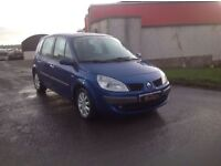 24/7 Trade sales NI Trade Prices for the public 2007 Renault Scenic 1.6 VVT Dynamique Automatic