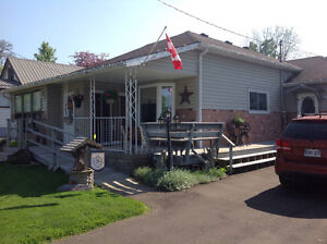 QUIET SIMCOE HOME 4 SALE