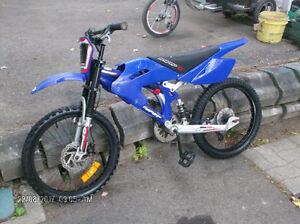 Vélo Mottocross