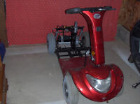 Scooter for parts  $40.00