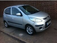 Hyundai i10 auto comfort low millage 20 k full mot 1495 no offers