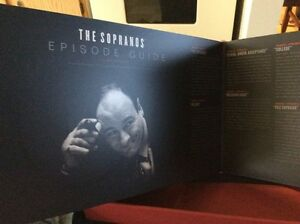 Sopranos deluxe collectors box set