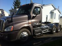 Freightliner Cascadia 2009 daycab