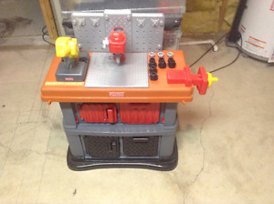 Fisher Price toddler work bench