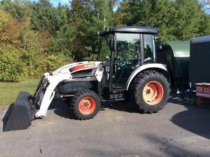 2009  Bobcat CT 450 loader tractor