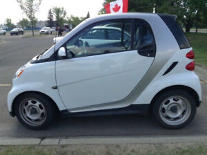 2013 SMART FORTWO PURE AUTOMATIC LEATHER SEATS CLEAN CARPEOOF
