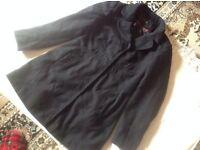 George ladies coat size 8/10 used £3