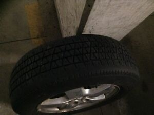 Carvane mags with summer tires 215/65/16