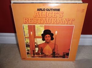 ARLO GUTHRIE ALBUM COLLECTION
