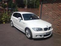 BMW 1 Series 5dr DIESEL MANUAL 2011/10