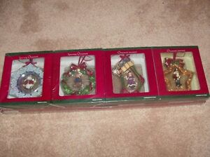 NEW! Spinning Christmas Ornaments-REDUCED