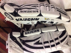 Goalie equipment/player equipment