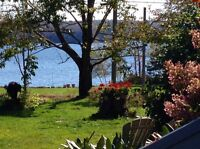 8.4 acres + waterfront/beach access on Mactaquac Headpond!