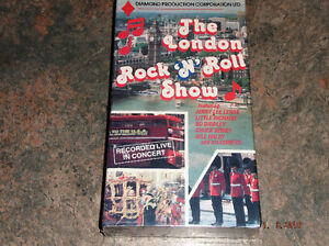 THE LONDON ROCK 'N' ROLL SHOW VHS Kitchener / Waterloo Kitchener Area image 4