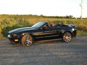 ford mustang gt cs california special 2012 v8 5.0 litres 425 hp