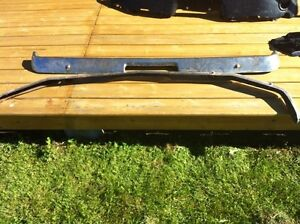 1967-1968 mustang chrome bumpers