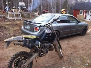 Parting out 1998 wr 125